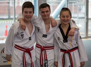 TNZ DEVELOPMENT TOURNAMENT 2015 HOSTED BY CHRISTHURCH OLYMPIC TAEKWONDO