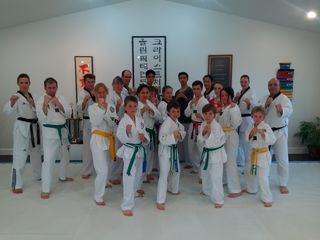 Poomsae is becoming more popular