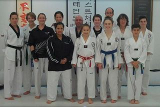 POOMSAE SEMINAR with JO KILLALEA and SELENA CHHIKA